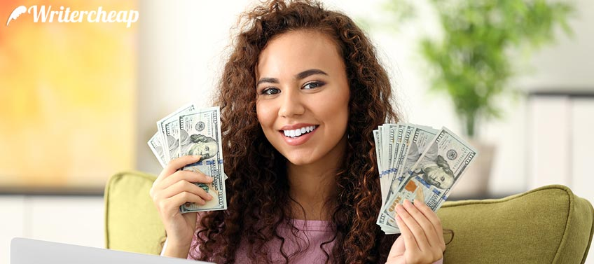 A Young Person with Money