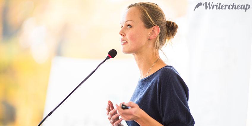 Public Speech Teacher