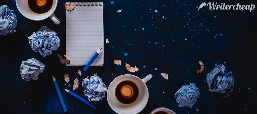 Struggles of a Writer