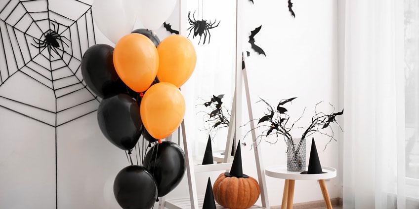 Dorm Room Halloween