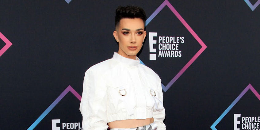 James Charles net worth