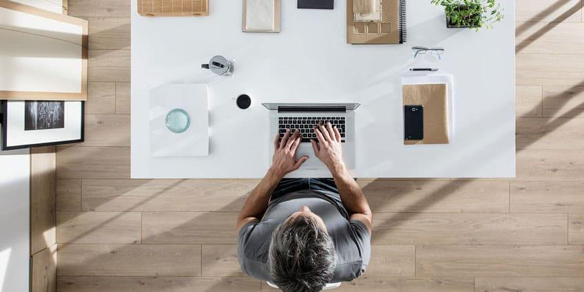 Organize working space