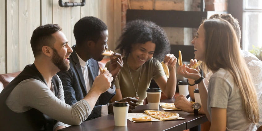 Overcoming depression with friends