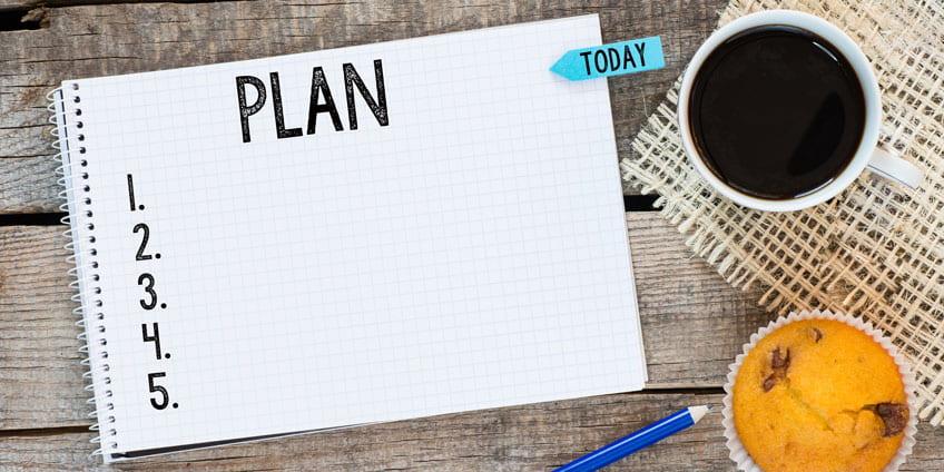 Write a plan